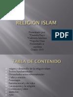 trabajo de religion 10-3 RELIGIÓN ISLAM