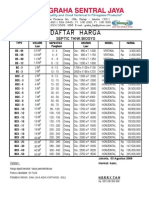 Daftar Harga Septic Tank BioSys