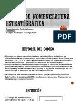 Código de Nomenclatura Estratigráfica.pptx