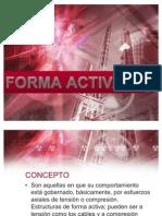 FORMA ACTIVA-EXPOSICION