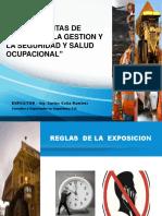 HERRAMIENTAS DE GESTION DE LA SEGURIDAD UNSA .ppt