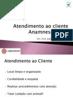 05.Atendimento ao cliente Anamnese