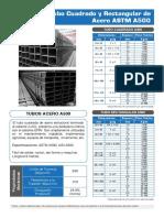 tabla de tubos cuadrados y rectangulares.pdf