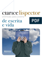 Cronicas para jovens_ de escrita e vida - Clarice Lispector