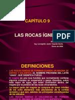 CAPÍTULO 9 Las Rocas Ígneas