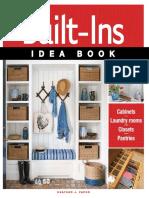 Taunton's Built-Ins Idea Book - Cabinets.pdf