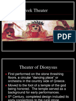 ancient greek theater ppt