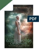 GOETIC WORDS OF POWER BOOK (4)