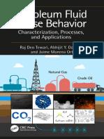 Petroleum  Fluid Phase Behavior.pdf