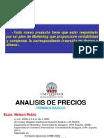 URBE - (1) Analisis y Politica de Precios (mayo 2018)