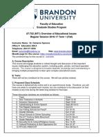 course syllabus 07