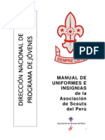 Manual de Uniformes e Insignias