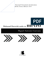 MahmudDarwishAndaEnMetro_MiguelAntonioGuevara