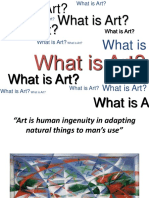 ART INTRO