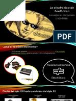 Unidas 7 La Electrónica de Beethoven -José Luis Camilo Torres