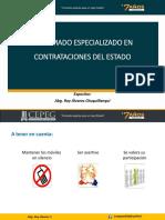 MODULO 01.  ASPECTOS GENERALES Y ETICA EN LA CONT. PUB.