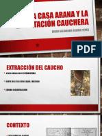 Unidad 6 La Casa Arana y la Explotación Cauchera - Diego A Osorio