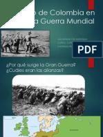 Unidad 6 Contexto de Colombia en la 1ra Guerra Mundial - Santiago Ruiz