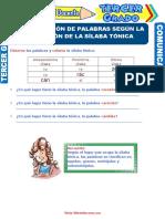 Clases-de-Palabras-según-la-Ubicación-de-la-Sílaba-Tónica-para-Tercer-Grado-de-Primaria
