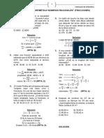 ARITMETICA fracciones