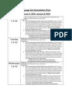 languageartsremediationplansjan4th-jan8th2016