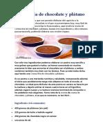 Crema fría de chocolate y plátano.docx