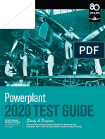 Powerplant Test Guide 20'