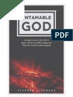 Untamable God.pdf