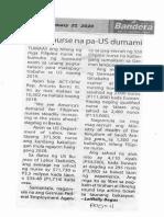 Bandera, Jan. 27, 2020, Pinoy nurse na pa US dumami.pdf