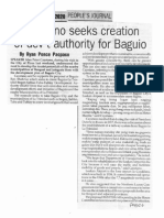Peoples Journal, Jan. 27, 2020, Cayetano seeks creation of devt authority for Baguio.pdf