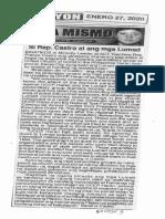 Ngayon, Jan. 27, 2020, Si Rep. Castro at ang mga Lumad.pdf