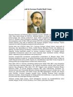 Biografi dr Soetomo Pendiri Budi Utomo