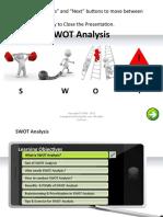 Bab 5 SWOT-Analysis