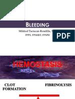 HEMATOLOGY B   BLEEDING AND CANCER.pptx