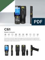 C61 Mobile Computer