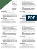 Coal Fact Sheet