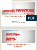 Stores Organization in Railways 1.ppt