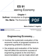 ES 91 Chapter 1 The Economic Environment