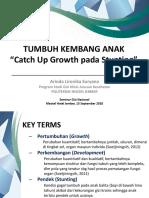 (dr. Arinda) TUMBUH KEMBANG ANAK_SemnasGizi_Meotel.ppt