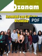 OZANAM. Revista bimestral editada por el Consejo Superior de España