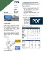 Corporate Fact Sheet 080828