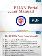 UAN User Manual