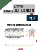 Sistem kardio dan respirasi