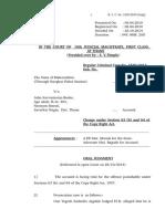 anti piracy judgment