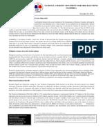 Namfrel E-Newsletter Vol 1 Issue 48 112610