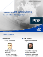 Measurement While Drilling (3)