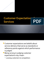 41730755 Customer Expectation of Service