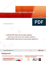 Video Service Classification