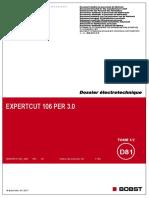 Dossier électrotechnique bobst