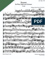 Mozart KV 299-FL